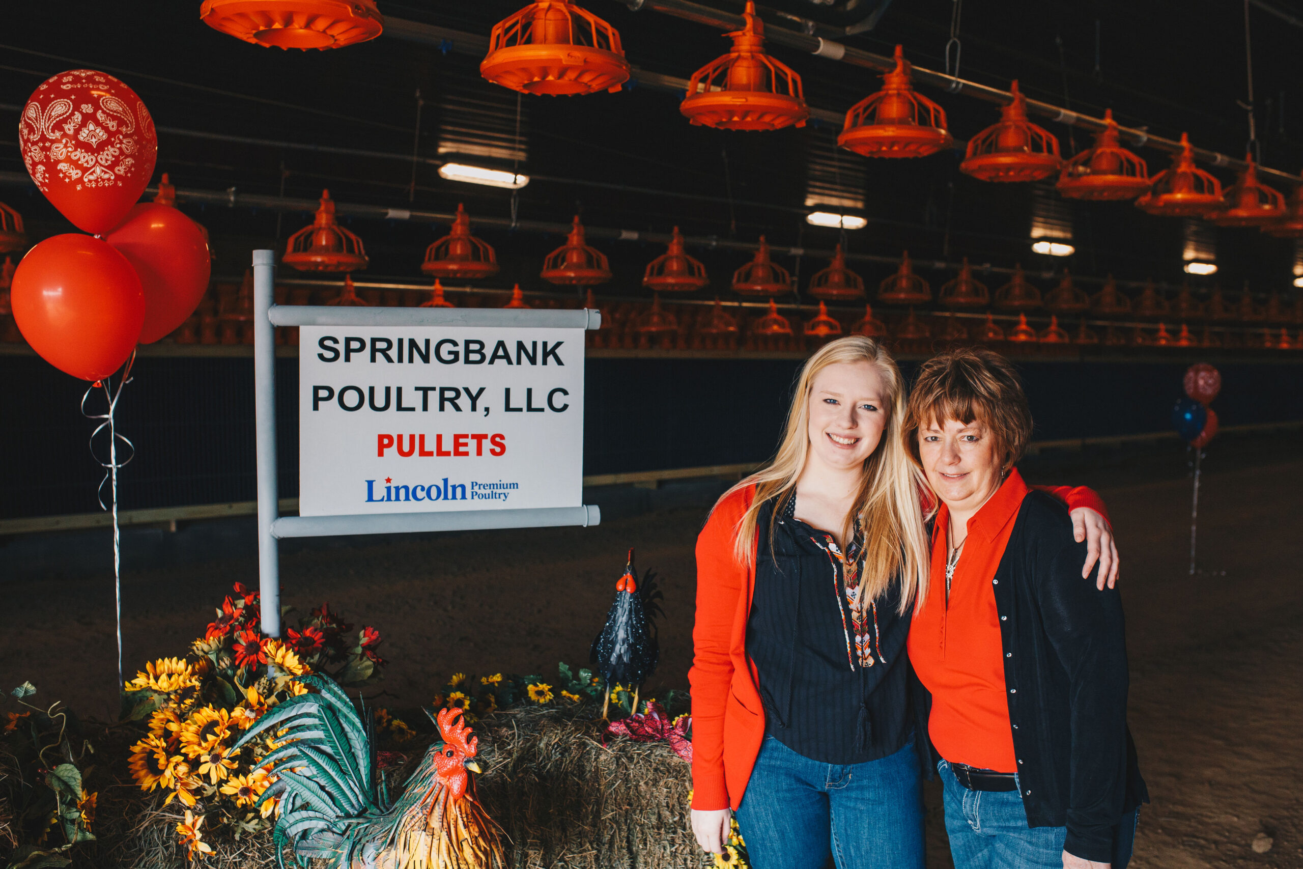AFAN celebrates Lincoln Premium Poultry's one-year anniversary